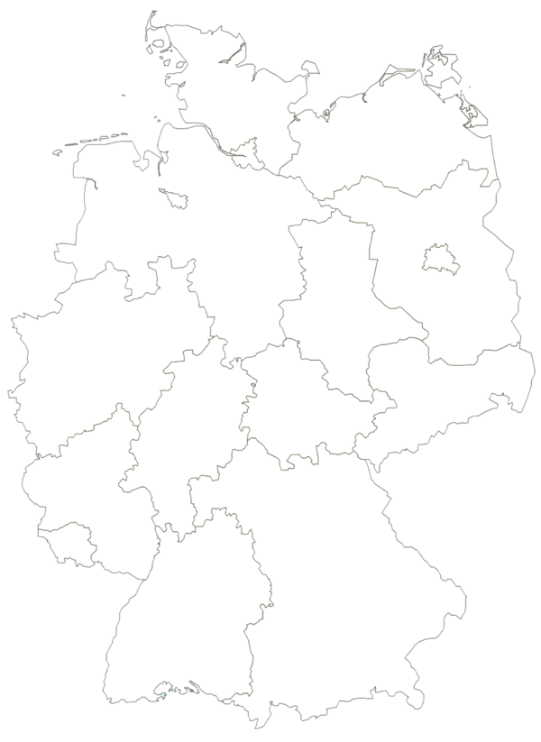 Map germany.600